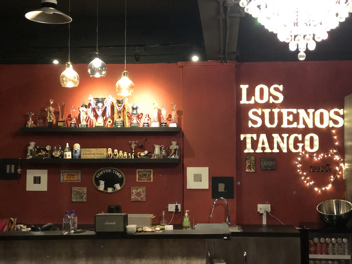 Los Suenos Tango